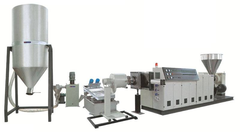 PE, PP Pelletizing Line