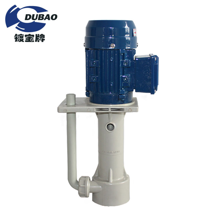 Chemical Dosing Vertical Pump for Electroplating Processing