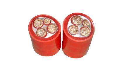 Low Voltage Multi-Core Silicone Rubber Insulated Electric Power Cable