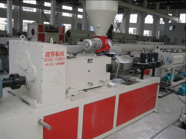 Ceiling slate production line