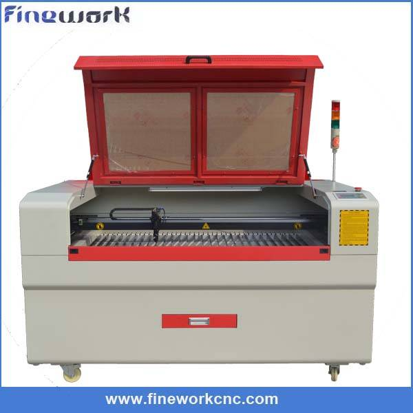 Marble stone granite laser engraving machine FW-1390 for customer requirement