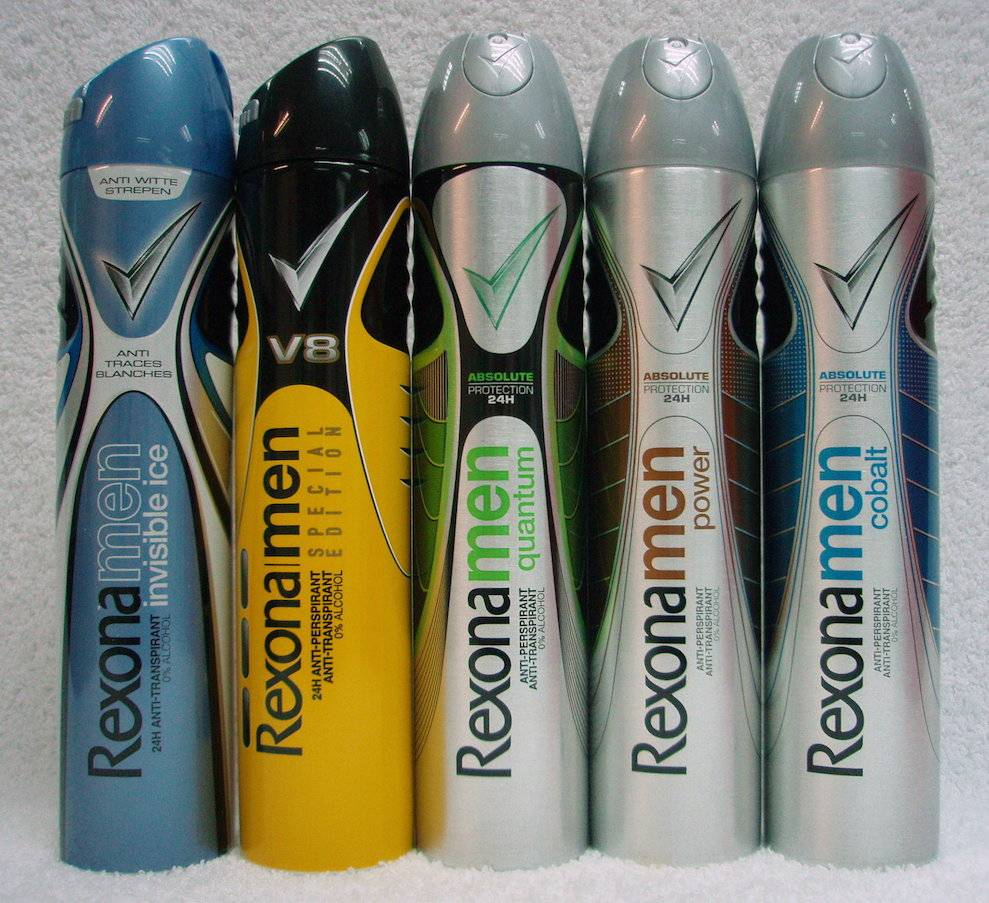 Rexona Body Spray