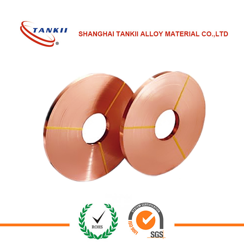 0.5mm thick copper sheet,earthing copper strip for transformer winding