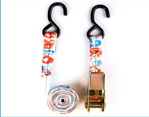 Ratchet Tie-down Straps