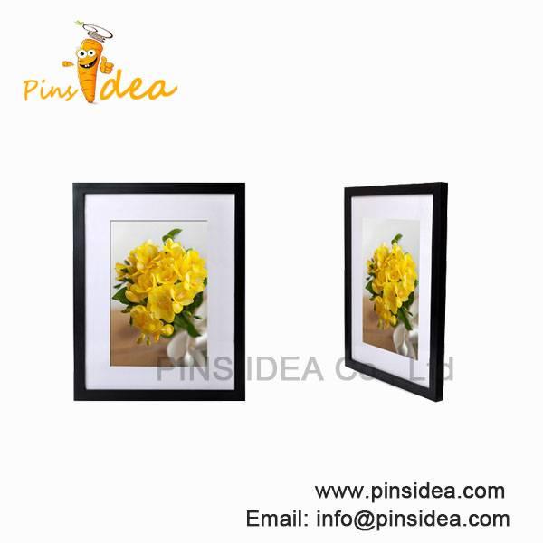 American minimalist wooden photo frames 8*10 inch