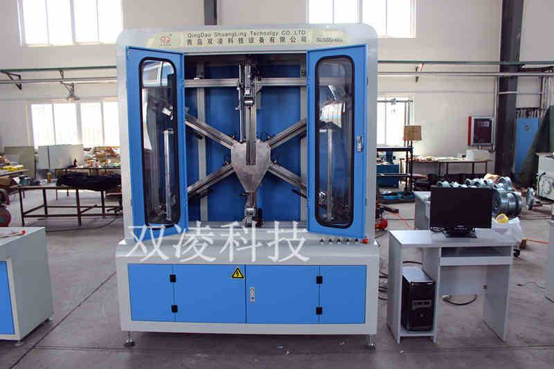 Tubular Conveyor Belt Comprehensive Testing Machinery