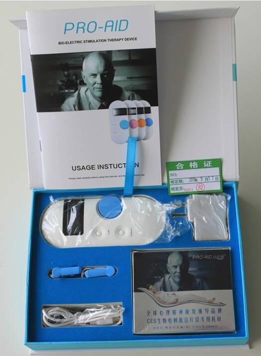 Free Shipping Nice Package Ear-Clip Sleep Assistant Product I-Sleep