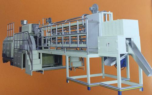 ZCP-24 high speed automatic tube/bottle blowing machine
