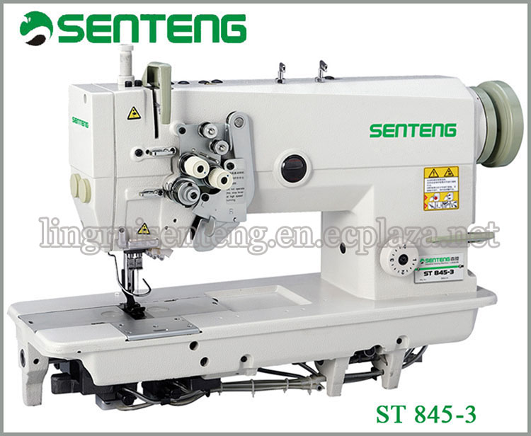 ST 845-3 speed double -needle lockstitch Sewing machine sewing machine for sweater