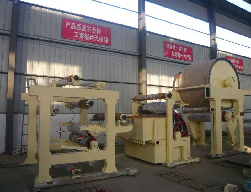 787 modle paper machine