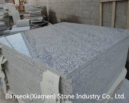 China Grey Granite G623 Slabs