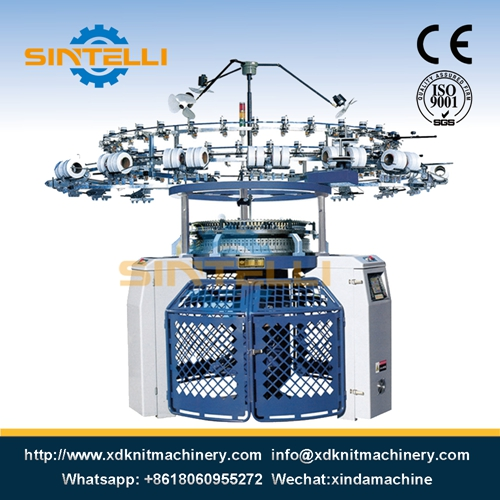 Single Terry Circular Knitting Machine