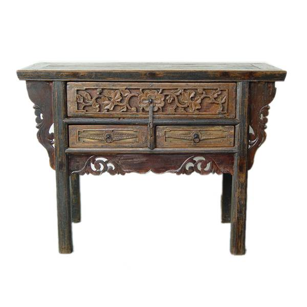 antiques chinese altar table