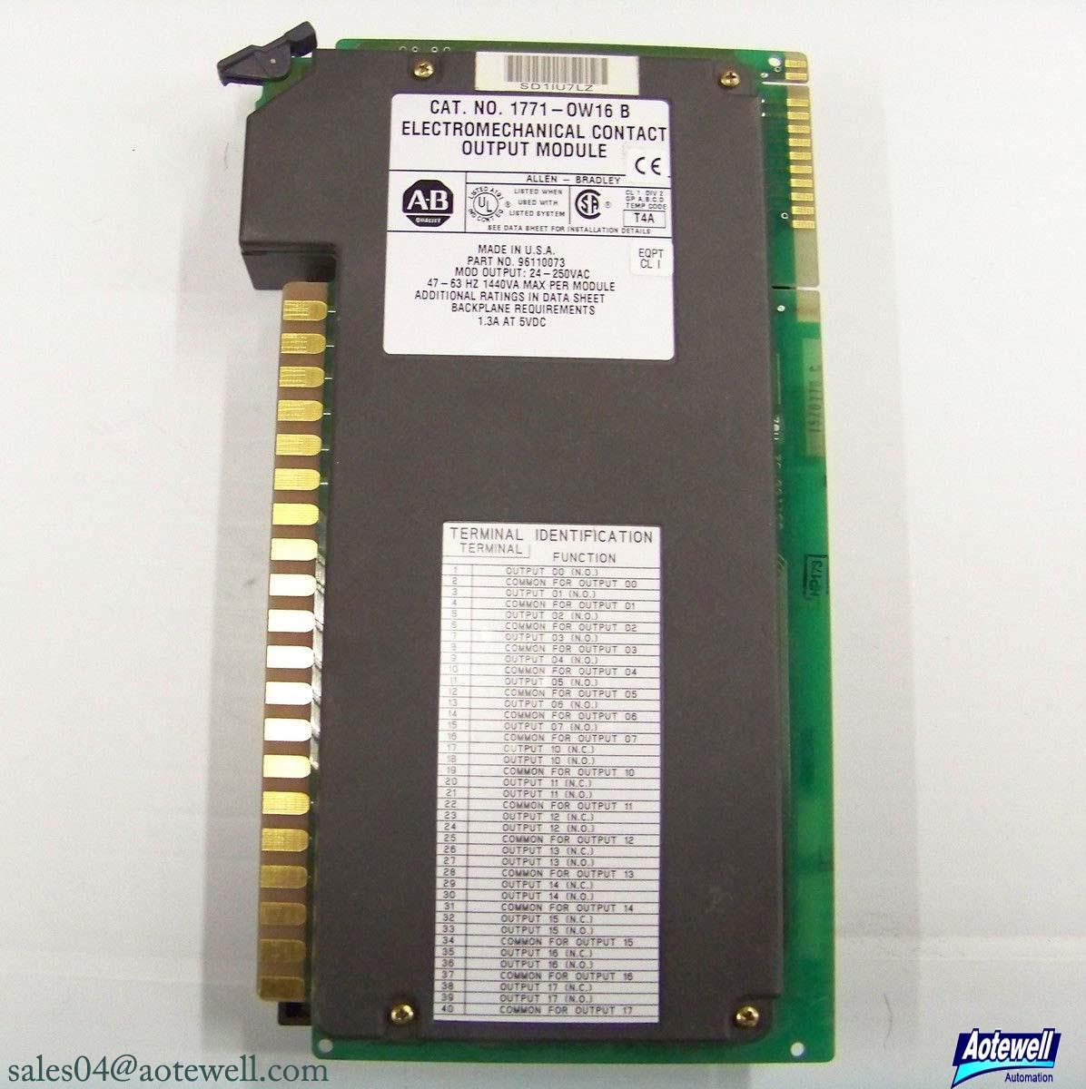 Allen-Bradley 1771 Digital AC/DC Input Modules I/O Module