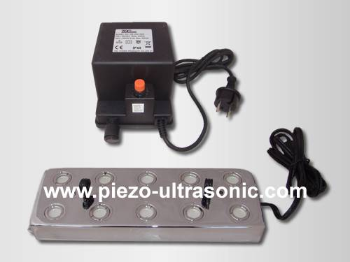 Ultrasonic Atomization Devices