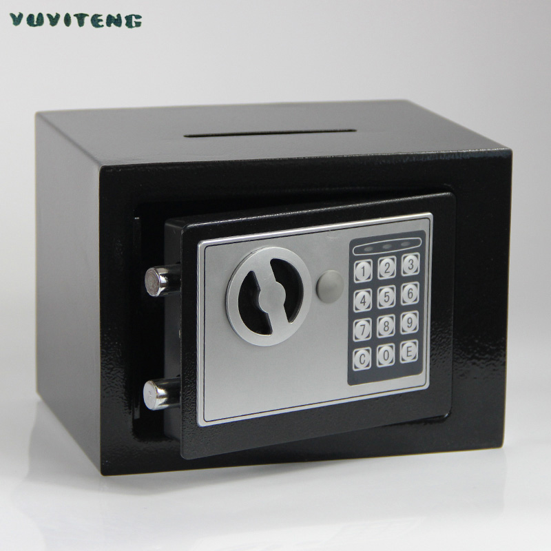 Electrical Hotel Metal Safe Boxes for Storage Cash
