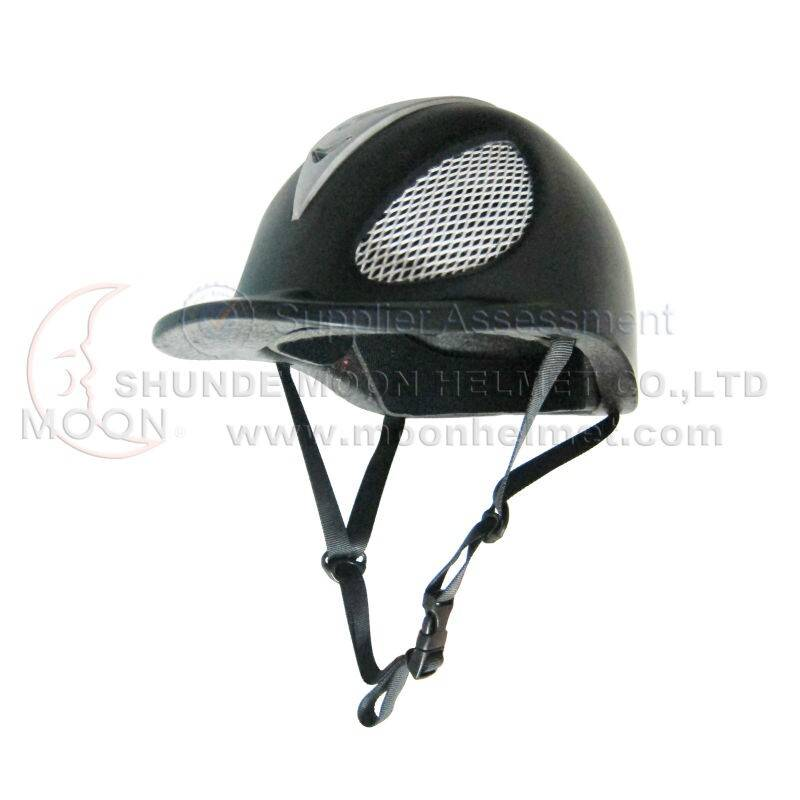 CE approved Novelty equestrian helmets visor