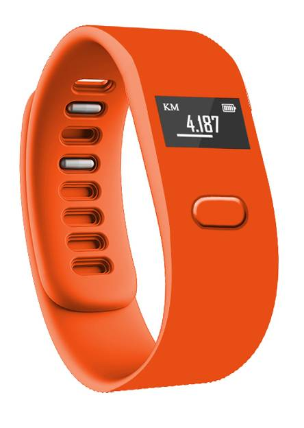 HEART RATE + ACTIVITY WRISTBAND