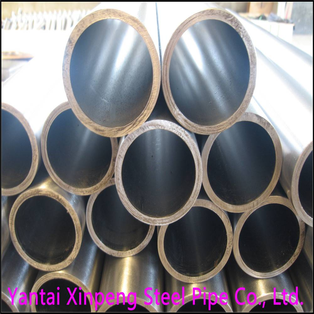 Galvanized High Precision Carbon EN10305 Steel Pipe Seamless