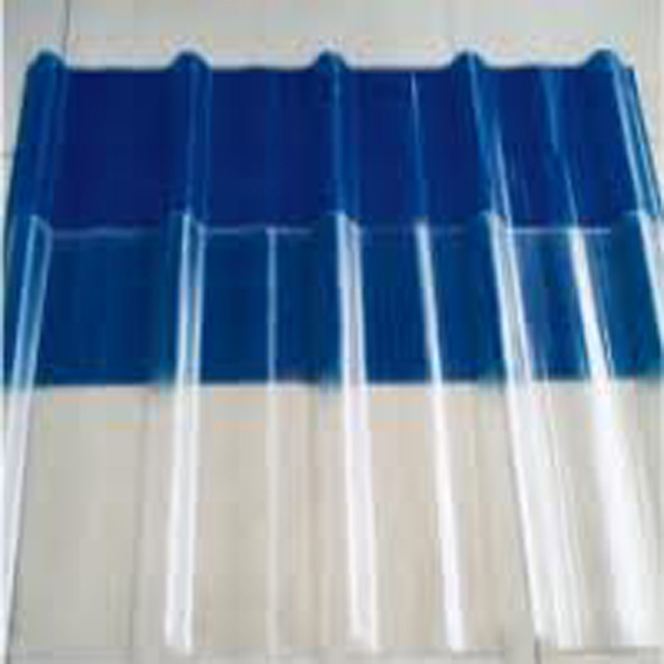 translucent FRP daylinghting roofing sheet