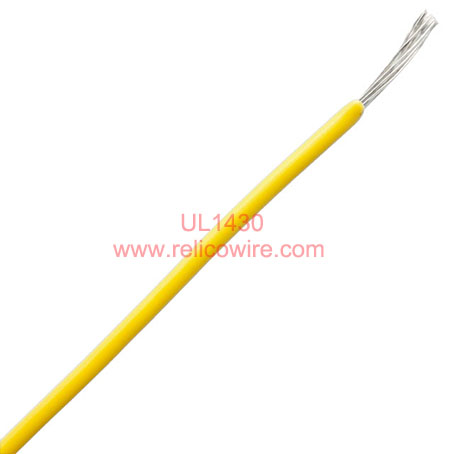 UL1430 Irradiated PVC Insulated Electronic Wire (300V)