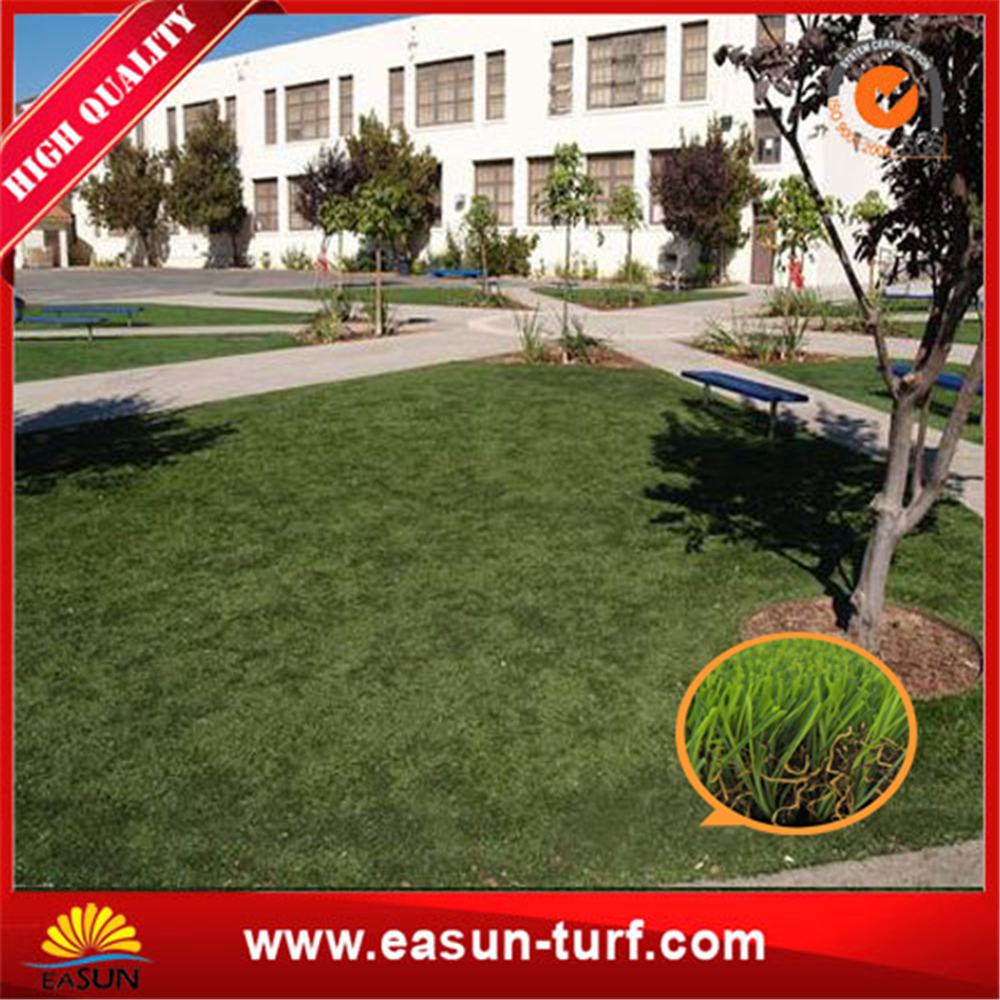 UV Resistant 35mm Artificial turf Grass for Landscaping, garden,playground,sports- ML