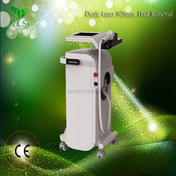 China Supplier Long using life machine high performance diode laser hair removal