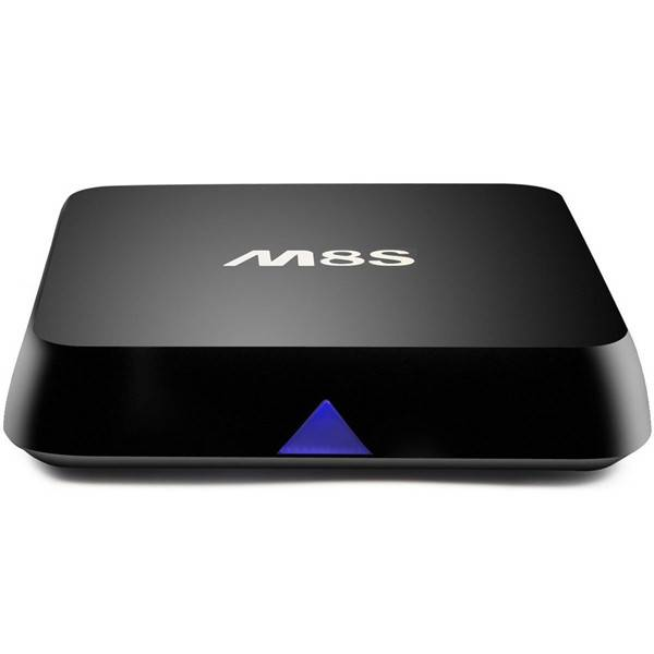 M8S Android TV Box Amlogic S812 Quad Core 2G/8G Kodi Pre-install 4K H.265