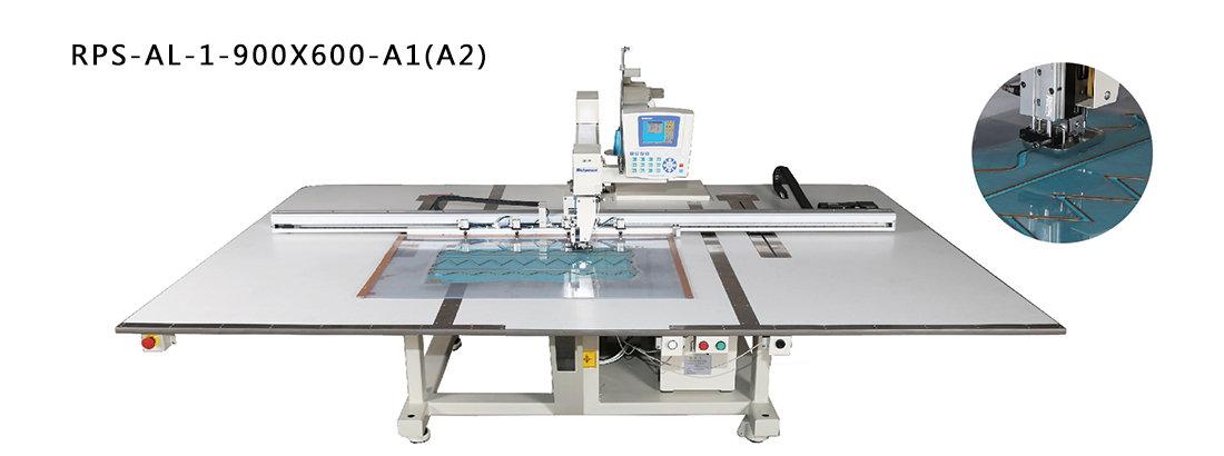 Single Head Automatic Sewing Machine (Thin Material)