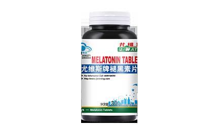 melatonin pill