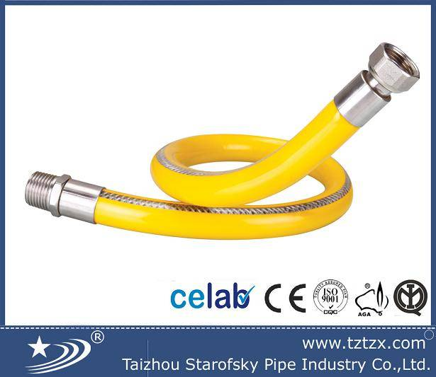 EN14800 cooker gas and lpg natural gas tube