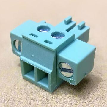 3.5mm/3.81mm Terminal Block 2Pin Pluggable Connector