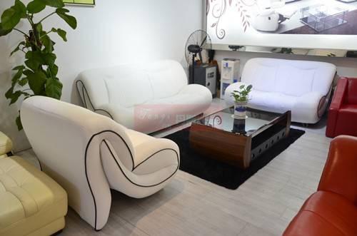Leather sofa furniture h528