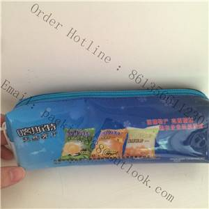 Pvc transparent pencil cases