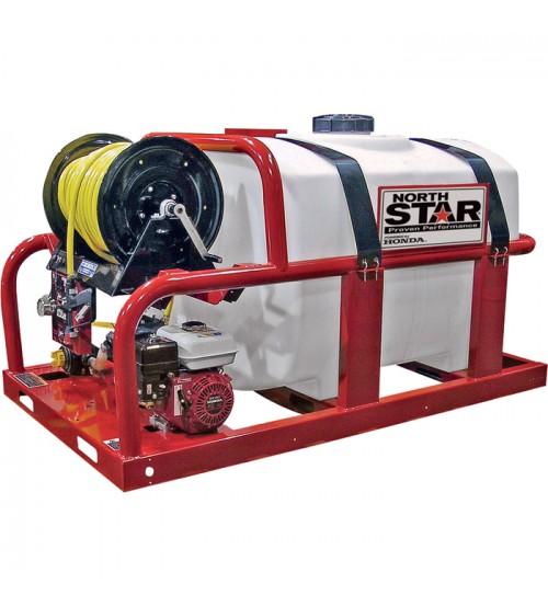 NorthStar Skid Sprayer - 200 Gallon Capacity, 160cc Honda GX160 Engine