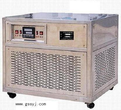 LDW-80T Ferrite Steel Drop-weight Sample Low Temperature Chamber