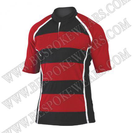 High Quality Sublimation Customized Rugby Jersey