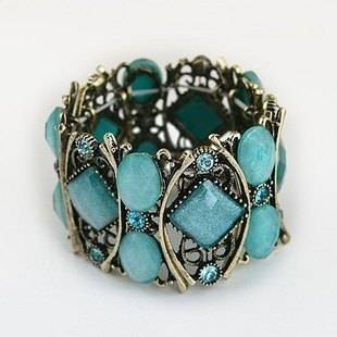 OnlySweetie-Fashion Jewelry-Bracelet-Alloy-Zircon