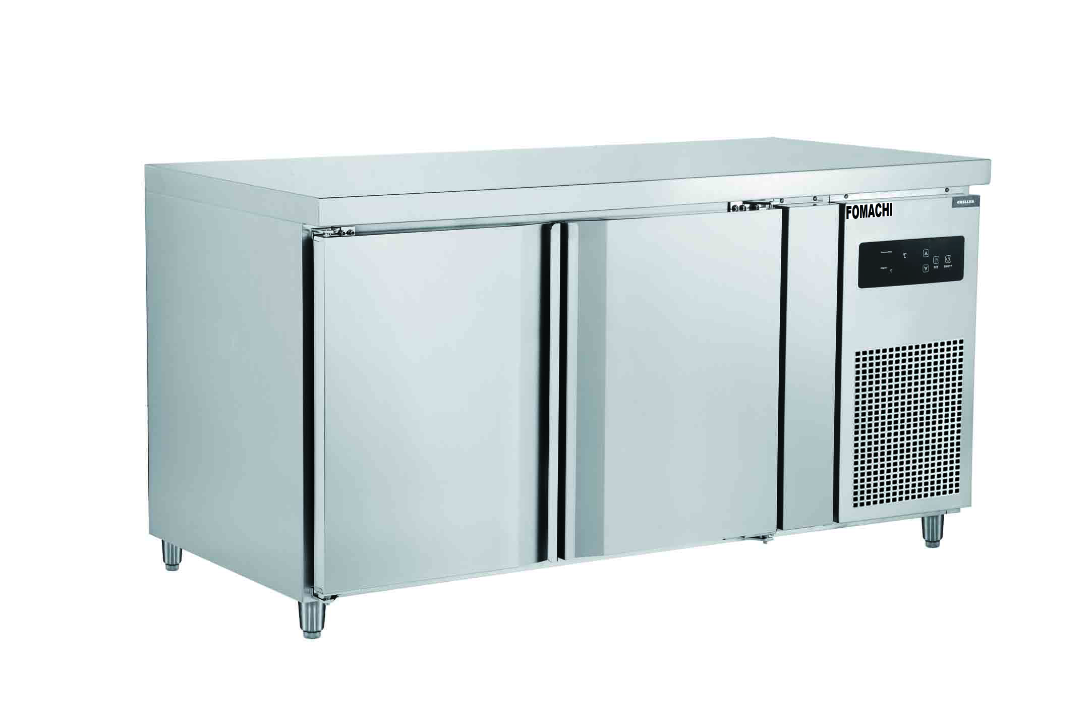 Under Counter Refrigerated Bench 2 Doors FMX-BC290B