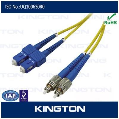 fc sc fiber optic patch cord