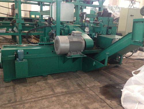China centerless Peeling Lathe Machine