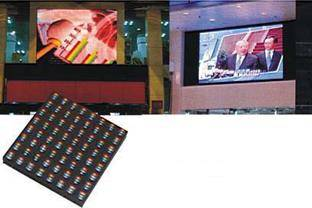 MD-002 LED Semi-SMD Full Color Display
