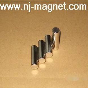High Strength Permanent NdFeB Bar Magnet