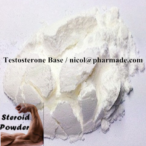 Low Price Testosterone Base Testosterone Steroid Raw Powder