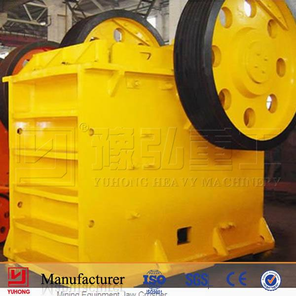 PE900*1200 Jaw Crusher Machine Widely Used in Mining Machinery
