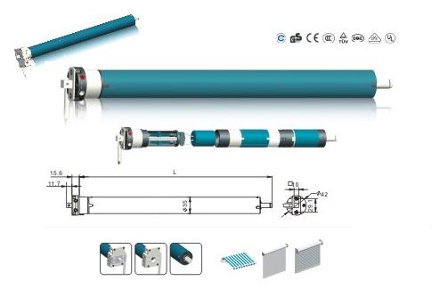 rollers motor