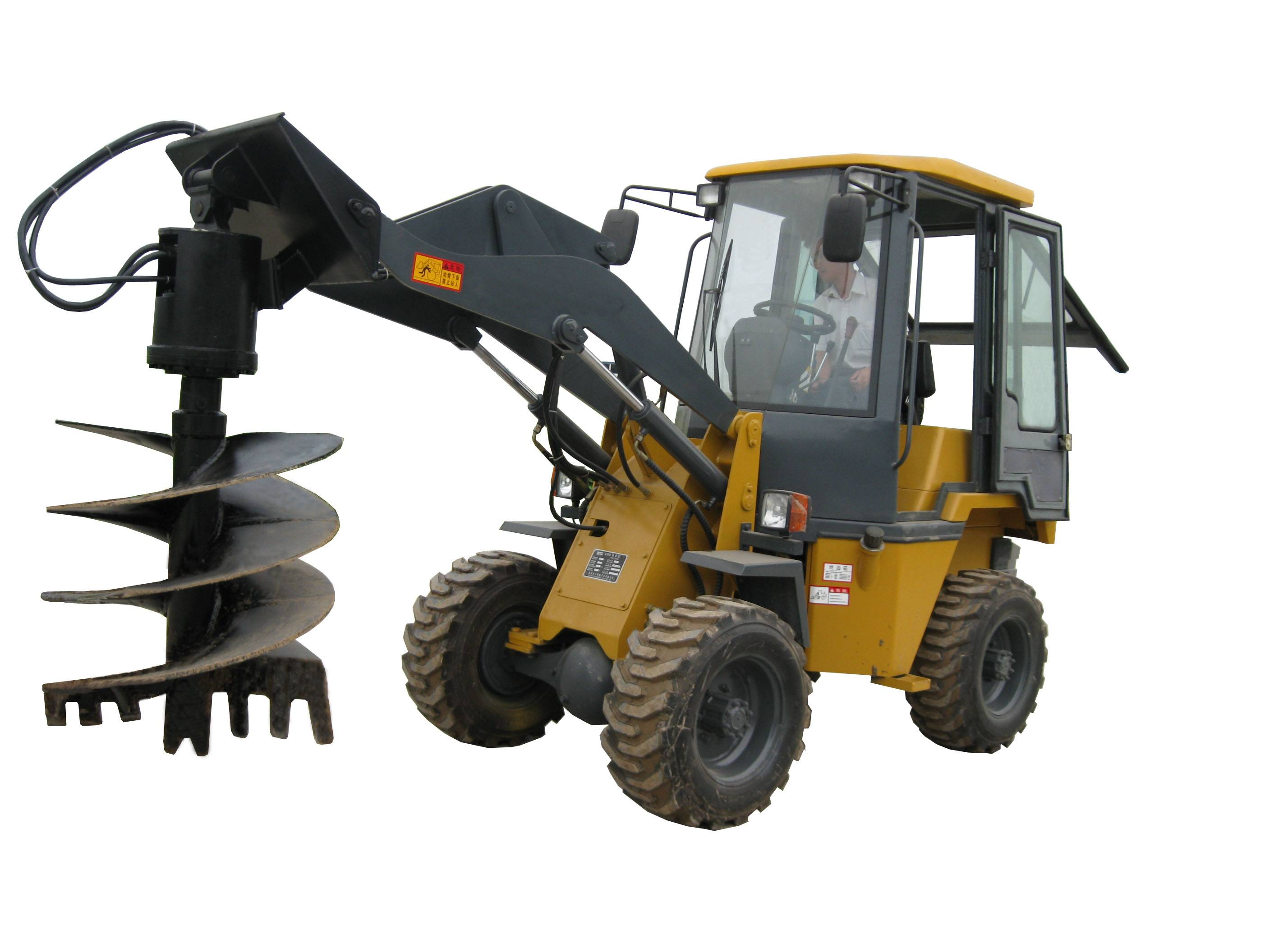 HCN hot sell BM02 series post hole auger for wheel loader