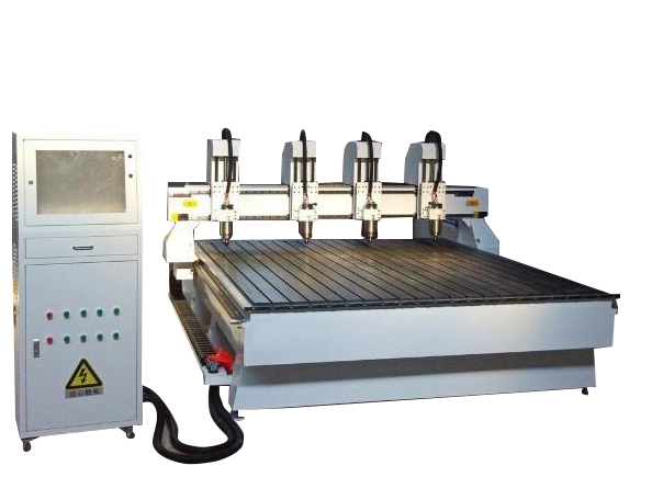 XFL-1325-4 woodworking engraving machine cnc router machine carving machine