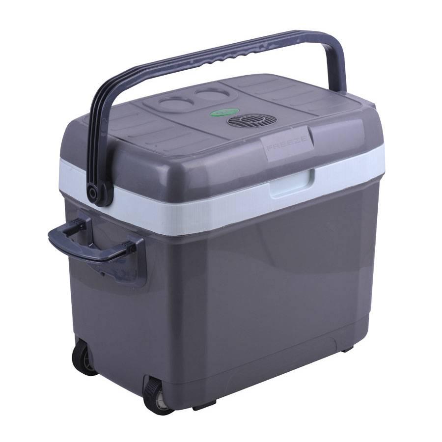 Cooler or Warmer 12V 40L 240A Mini Car Refrigerator /Car Small Refrigerator Dual-Use Refrigerator In