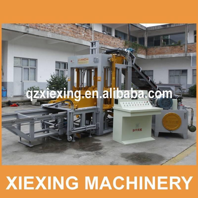 QT4-15 Hollow block making machinery